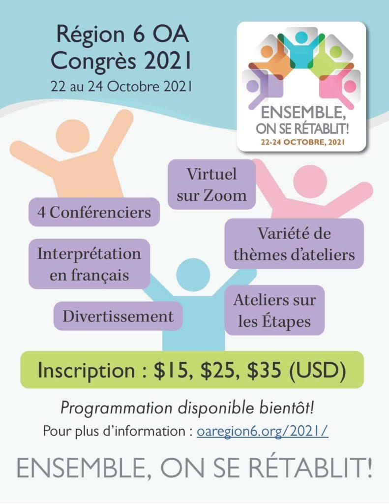 programme congrès région 6